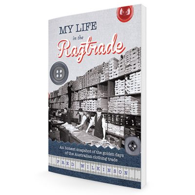 My Life in the Ragtrade book cover
